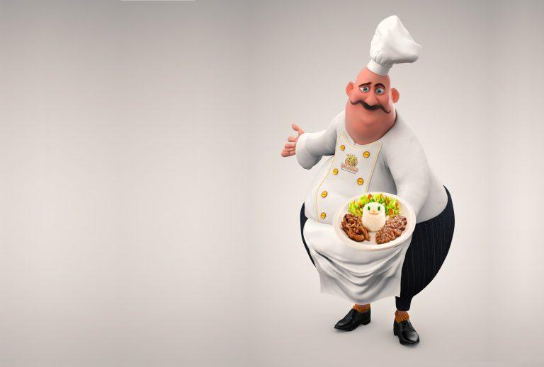 Смешная картинка с поваром