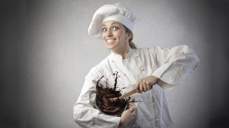 Картинки поваров женщин прикольные