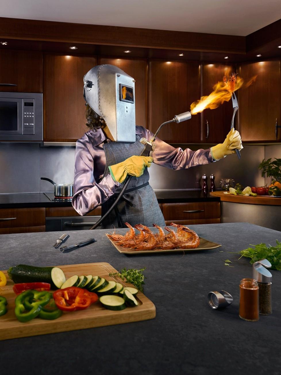 Жабой, картинки на кухню смешные