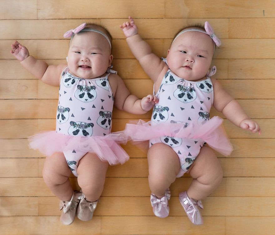 близняшки и двойняшки - 3