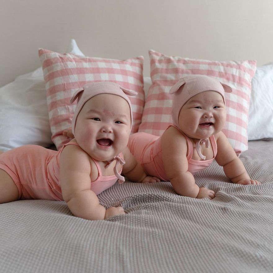 Прикол картинка близнецы, господне рисунок