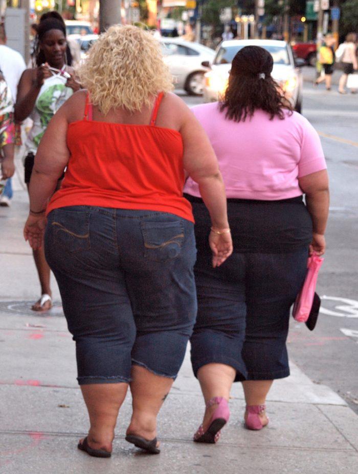 полные люди до и после похудения