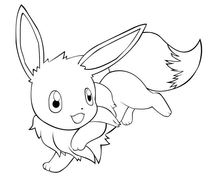 рисунки из покемонов получилась