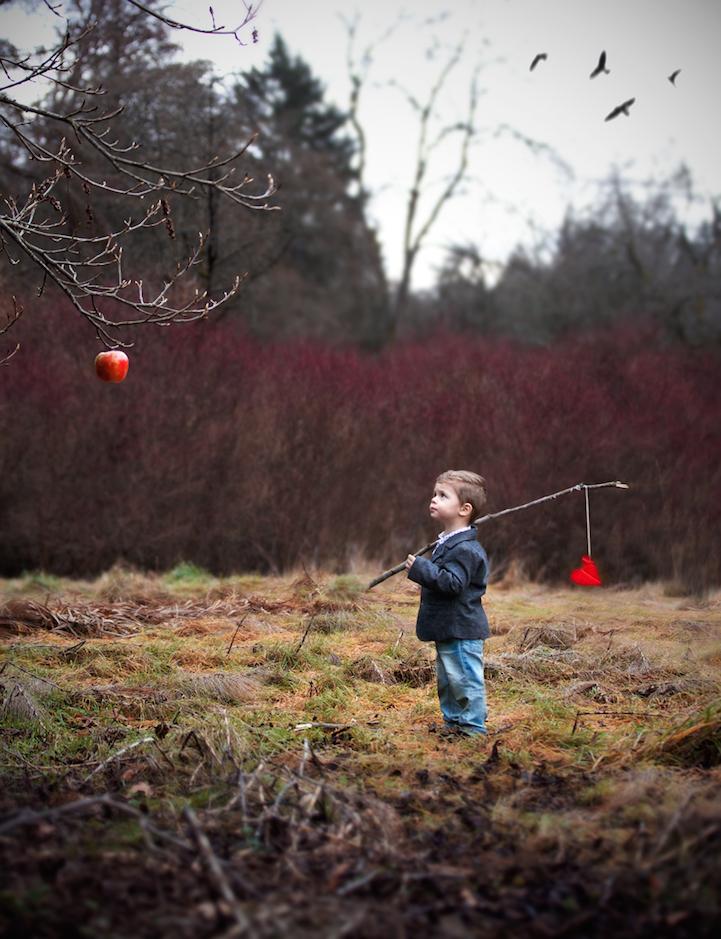 самый сюрреалистические детки фотографии сердечки, объятия, поцелуи