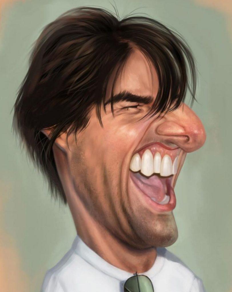 Смешные лица картинки рисунки