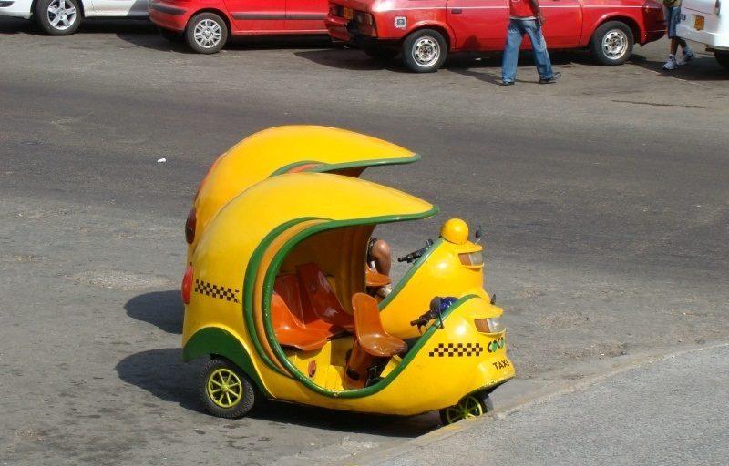 Картинки про смешных такси
