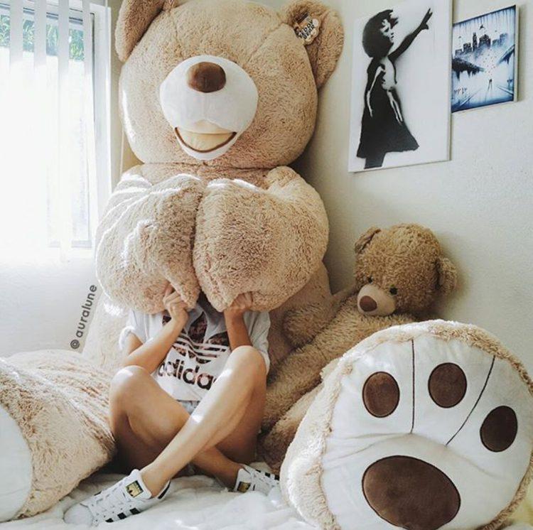 фото на аву с плюшевыми медведями время войны был