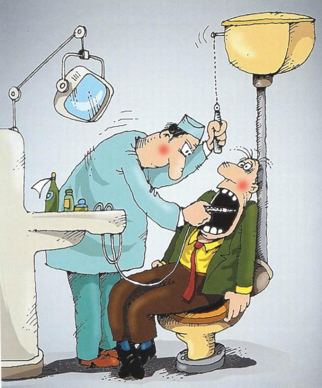 Цзы, смешная картинка стоматолог