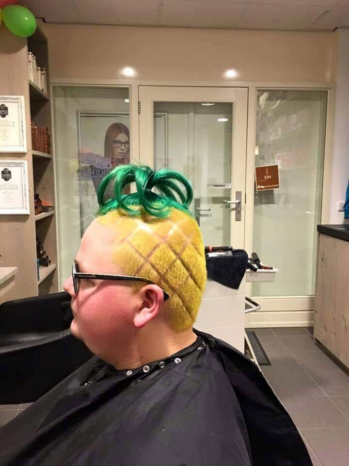 Смешные картинки в парикмахерских