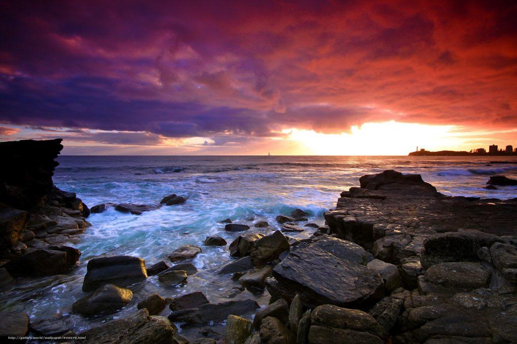 Фото моря в хорошем разрешении
