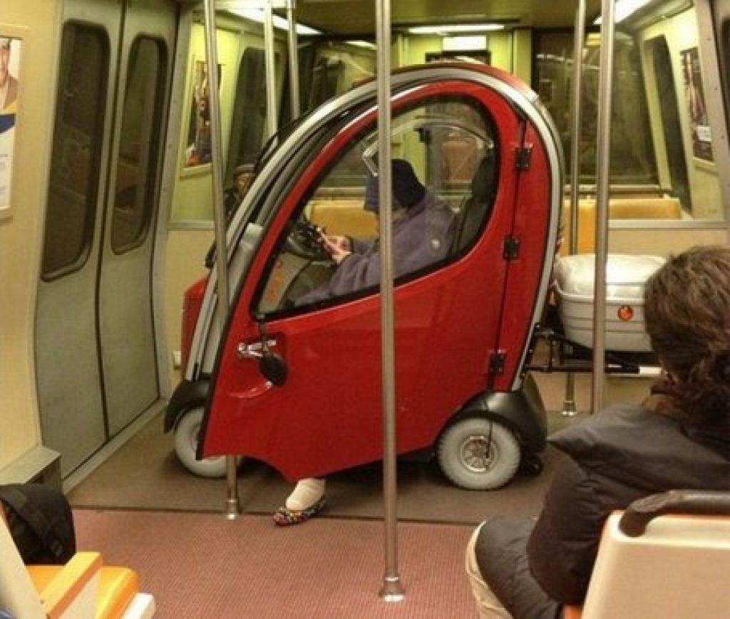 Прикольные картинки на транспорте