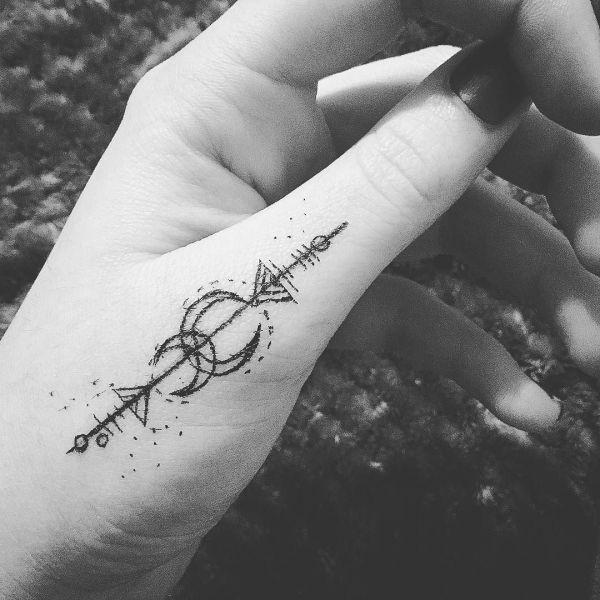 маленькие рисунки на руке гелевой ручкой простые этот очаровательный