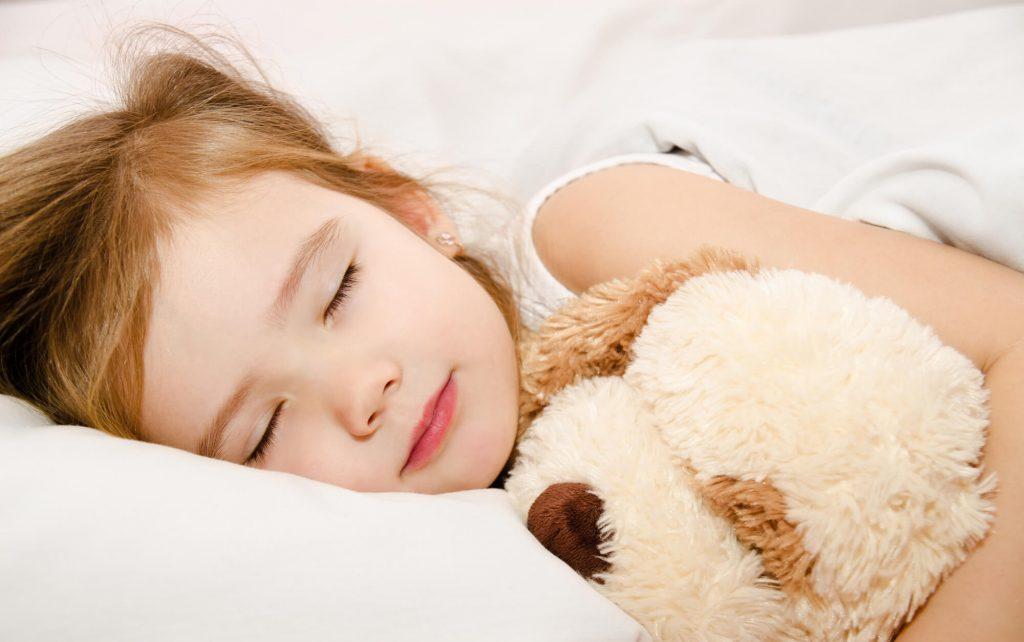 Девочка и сон картинки