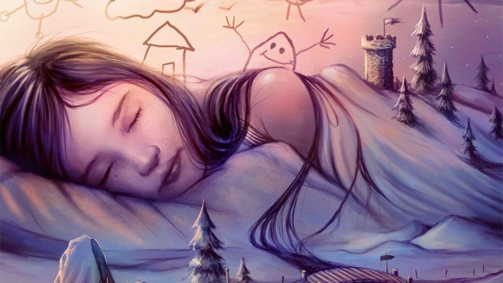 Картинка нарисуй свой сон