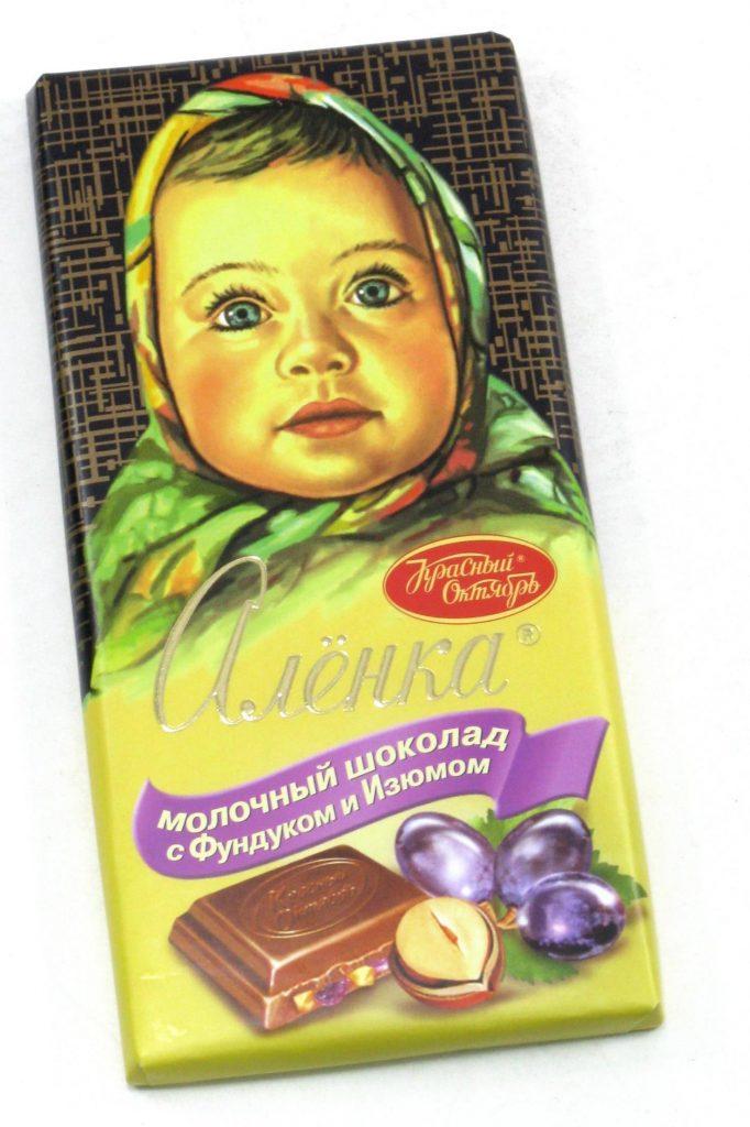 Шоколад аленка картинки