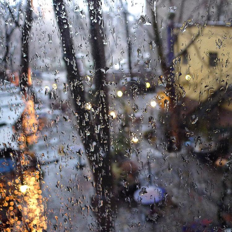За окном дождик картинки