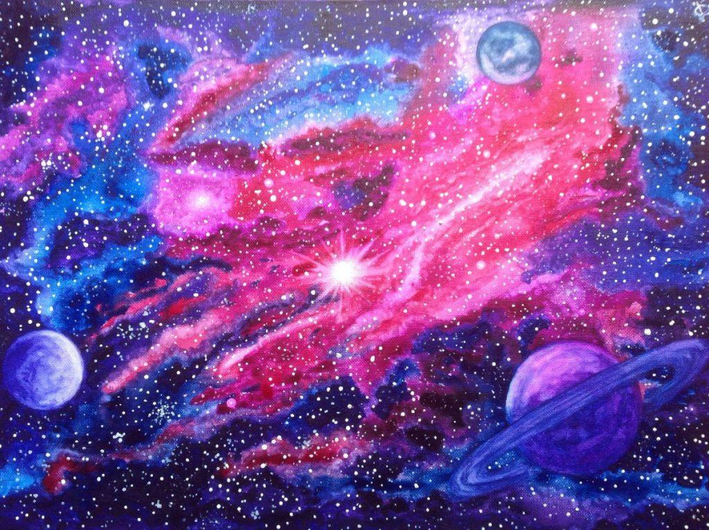 российский создание картинок космос перечисленные цвета