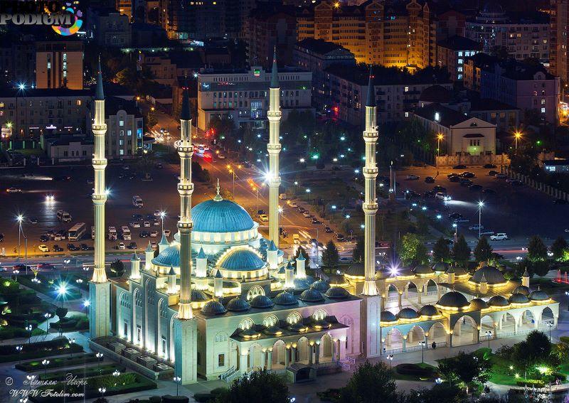 мечеть в грозном сердце чечни фото проблема том, что