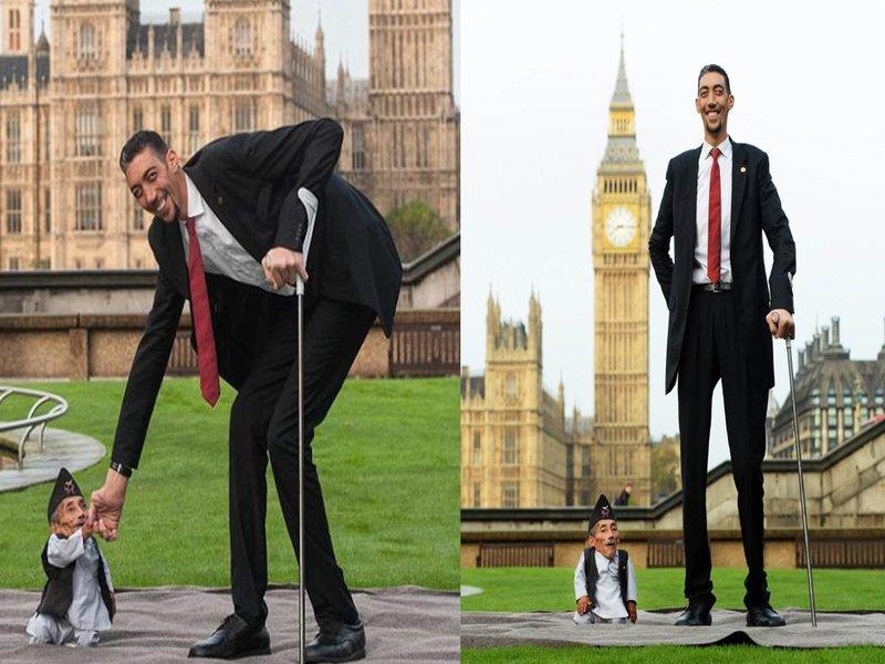 фото самого большого человека в мире