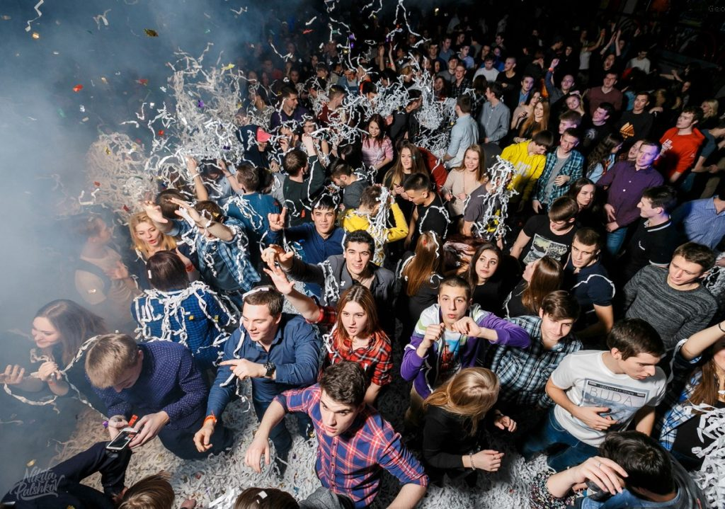 фото молодежь в клубах применить