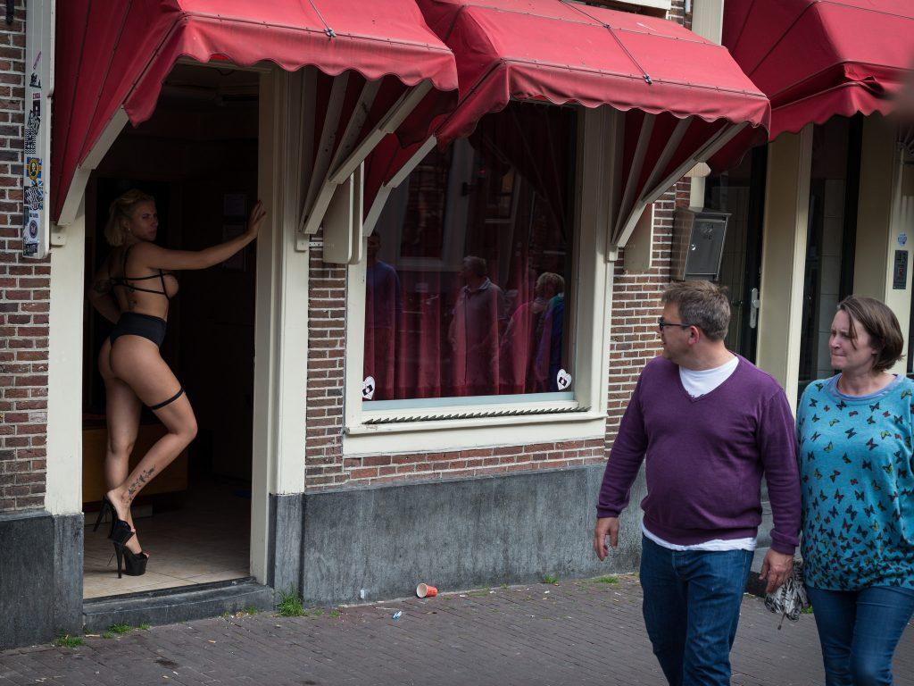 Амстердам публичный дом фото