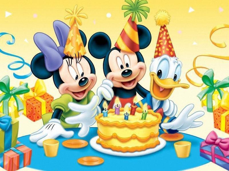 Поздравление в ютубе с днем рождения для детей