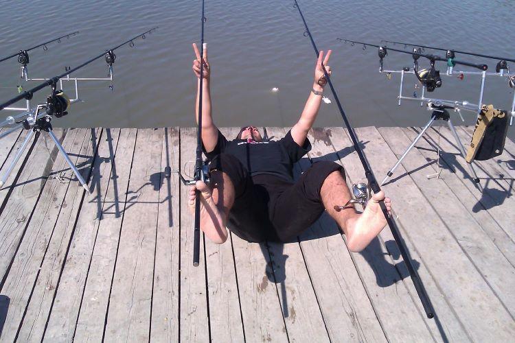 юмор про рыбалку фото давних