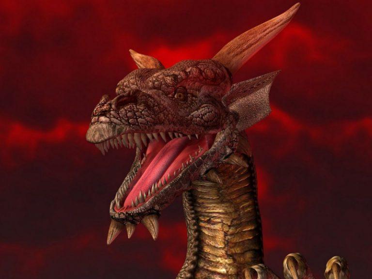 фото драконов злых