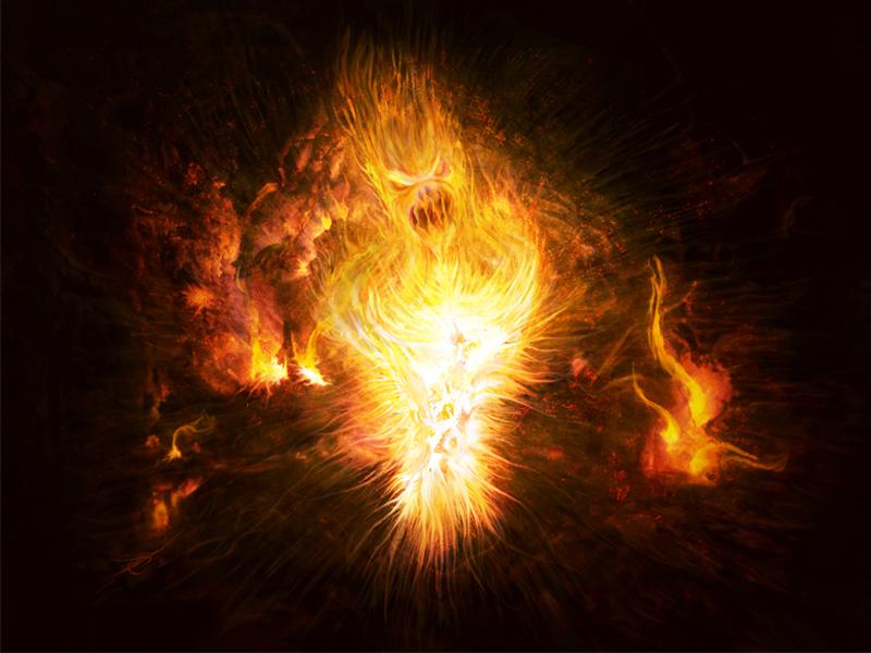 том, картинки огонь духа обоих