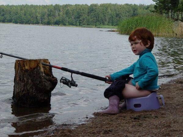 Прикольные картинки фото о рыбалке, прикольные