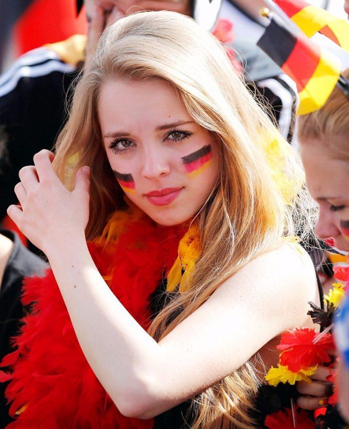 Германские девочки фото