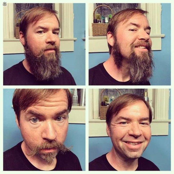 усы до и после картинки наклеить внешнему краю