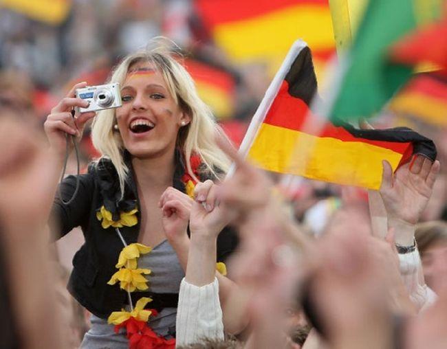 Что любят немецкие девушки #5