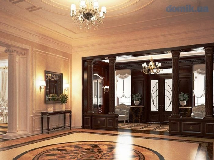 Дизайн элитных квартир в москве фото