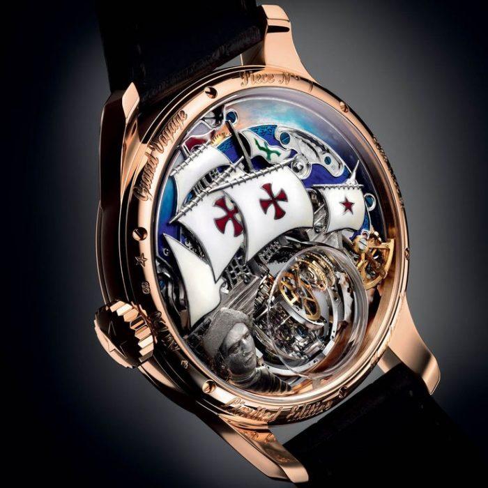 прекрасно самые необычные наручные часы фото российский прокат вышла