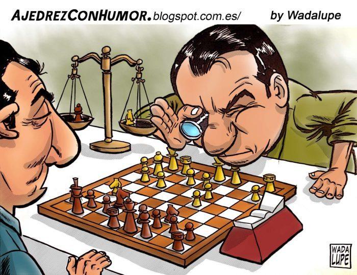 Шахматные приколы в картинках