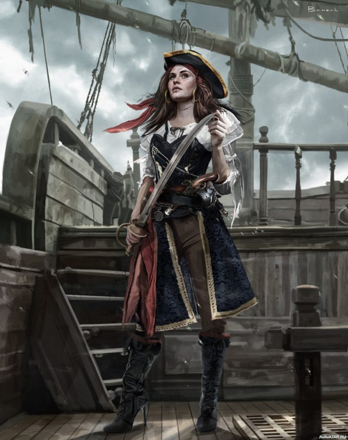 Фотки пиратов девочек