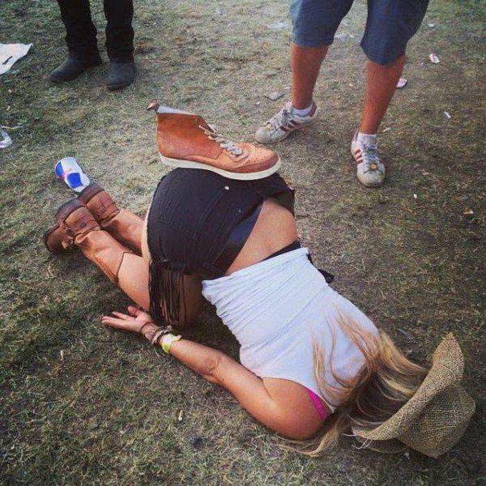 Пьяная девушка фото картинки приколы, день оперативного работника