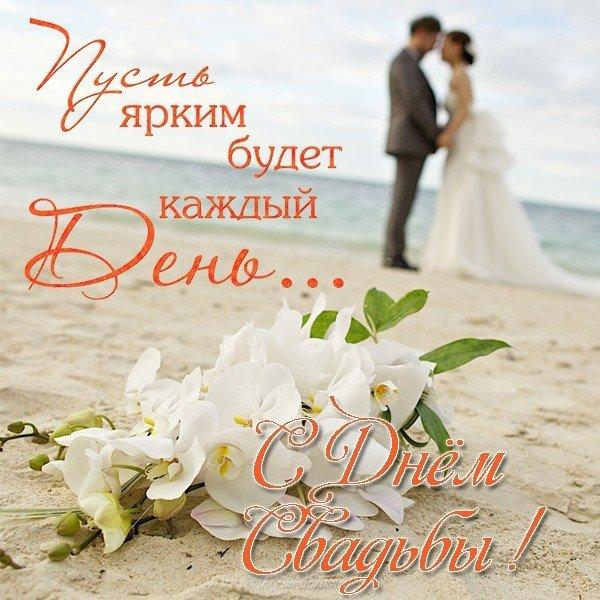 с днем свадьбы самые искреннее поздравления всей души поздравляем