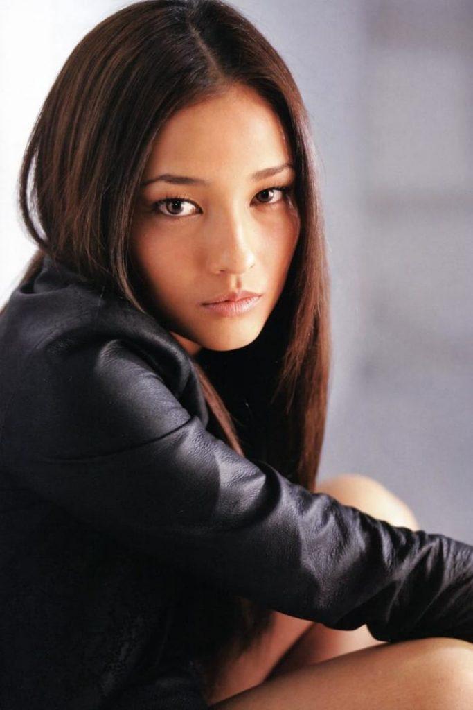 Красивые японские актрисы фото