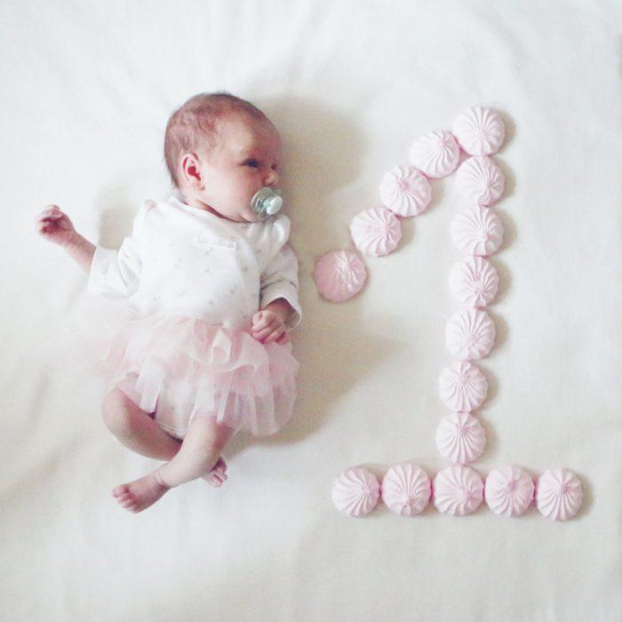 Красивые картинки на месяц малышу