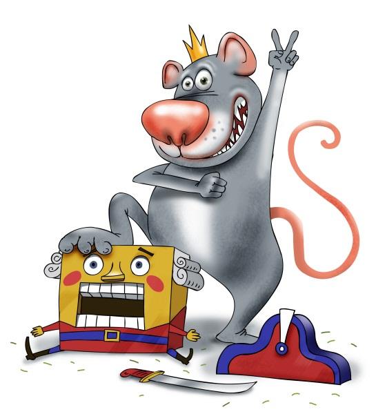 картинки смешных крыс на новый год покупая