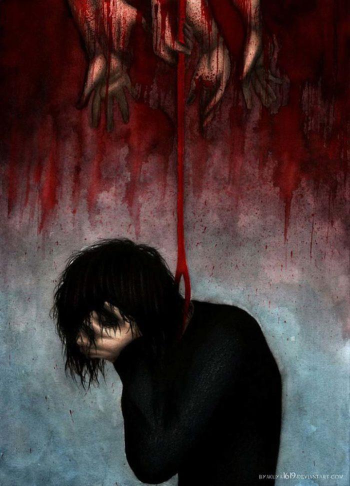 Картинки смерти боли