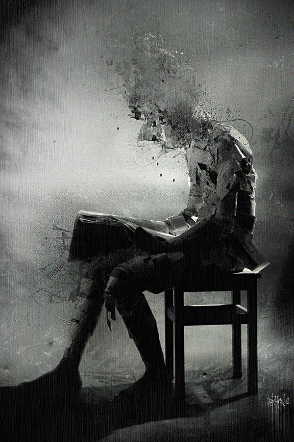 Картинки одиночество грусть боль на аву