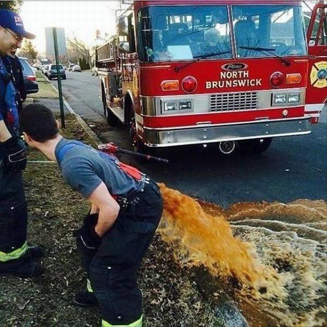 Поздравления пенсионеру пожарной охраны холодное
