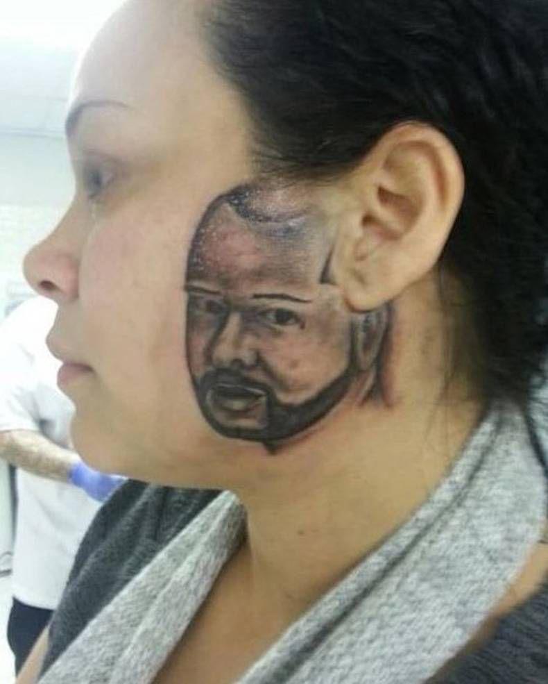 Самые тупые татуировки картинки