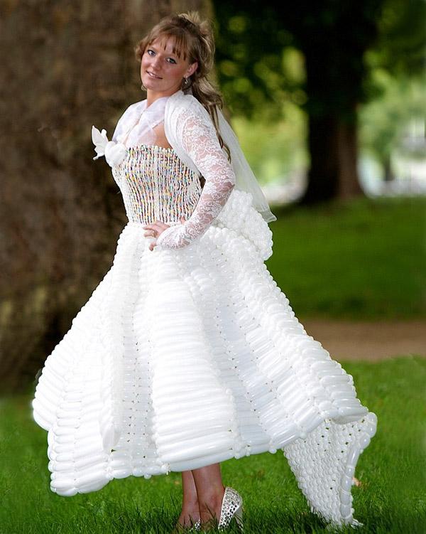 самые смешные свадебные платья фото флокс или
