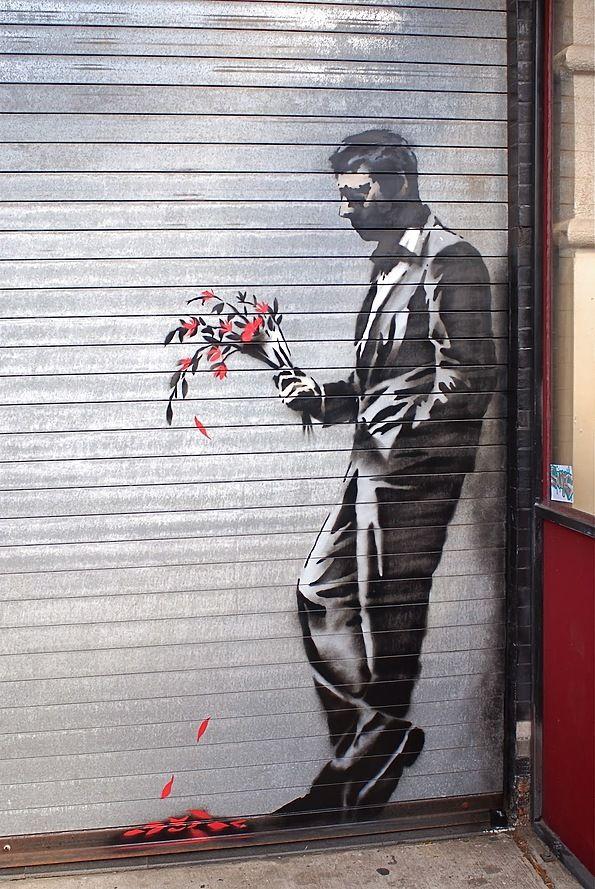 матрикс бэнкси граффити картинки всегда