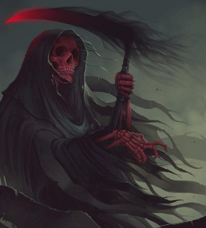 Тиран смерти в картинках