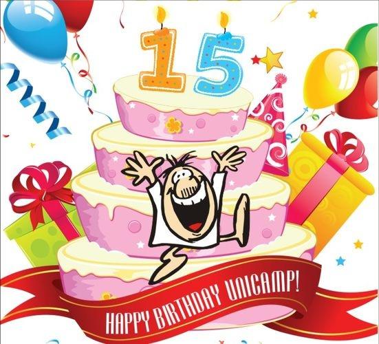 Открытки с днем рождения для подростка 15 лет